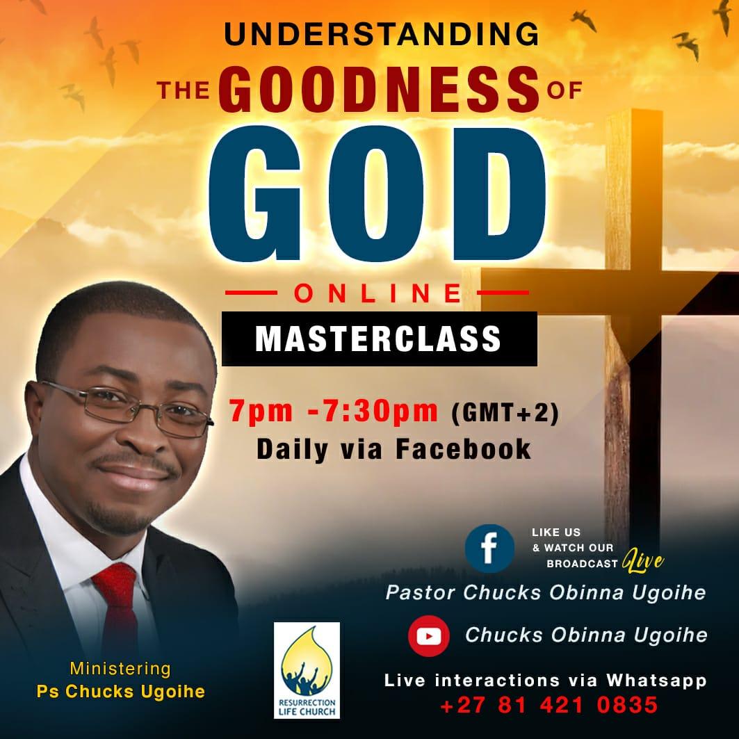 Understanding the Goodness of God Whatsapp flyer